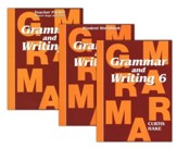 Saxon Grammar & Writing Grade 6 Kit, 1st Edition