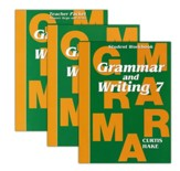 Saxon Grammar & Writing Grade 7 Kit, 1st Edition