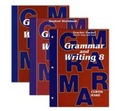 Hake's Grammar & Writing Grade 8 Kit