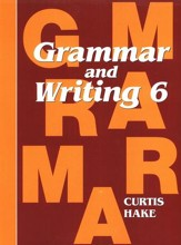 Hake's Grammar & Writing Grade 6 Student Text, 1st Edition