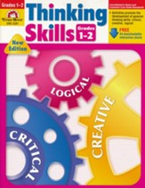 Thinking Skills with CD-ROM, Grades 1-2