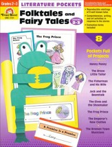 Literature Pockets: Folktales and Fairytales, Grades 2-3