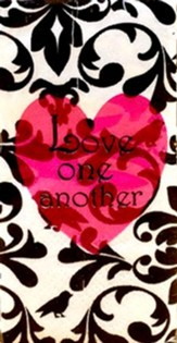 Love One Another, Tissue