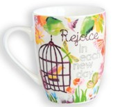 Rejoice in Each New Day Mug