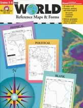 The World Reference Maps and Forms