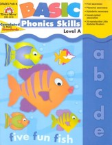 Basic Phonics Skills, Level A