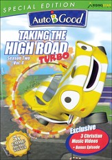 Taking the High Road, Turbo DVD