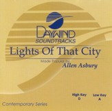 Lights of That City, Accompaniment CD