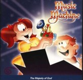 Music Machine: The Majesty Of God CD