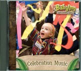 Babylon: Celebration Music CD