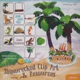 Shipwrecked: Clip Art & Resources CD