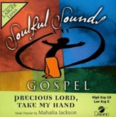 Precious Lord, Take My Hand, Accompaniment CD