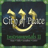 City of Peace Instrumentals II, CD