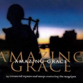 Amazing Grace: 14 Treasured Hymns and Songs Featuring the Bagpipes - CD