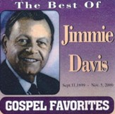Gospel Favorites: The Best of Jimmie Davis CD