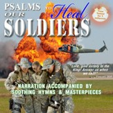 Psalms to Heal Our Soldiers, CD