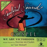 We Are Victorious, Accompaniment CD