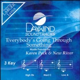 Everybody's Going Through Something, Accompaniment CD
