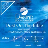 Dust On the Bible, Accompaniment CD