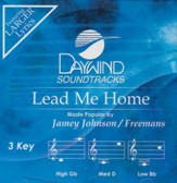 Lead Me Home, Accompaniment CD