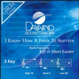 I Know How It Feels To Survive Accompaniment, CD