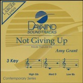 Not Giving Up [Music Download]