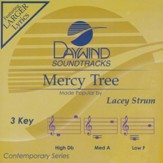 Mercy Tree, Accompaniment CD
