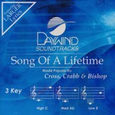 Song of a Lifetime, Accompaniment CD