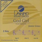 God Girl, Accompaniment CD