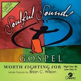 Worth Fighting For, Accompaniment CD