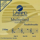 Multiplied, Accompaniment CD