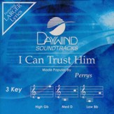 I Can Trust Him, Accompaniment CD  - Slightly Imperfect