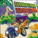 The Evolution Revolution, CD