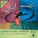 Jesus Is The Answer, Accompaniment CD
