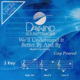 We'll Understand It Better By And By, Accompaniment CD