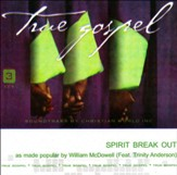 Spirit Break Out, Accompaniment CD