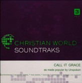 Call It Grace, Accompaniment CD