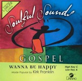 Wanna Be Happy, Accompaniment CD