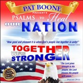 Pat Boone Presents Psalms to Heal our Nation