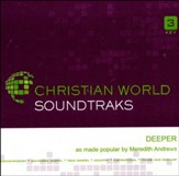 Deeper, Accompaniment CD