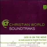 God Is On The Move, Accompaniment CD
