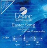 Easter Song, Accompaniment CD