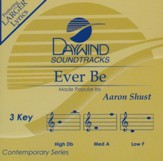 Ever Be, Accompaniment CD