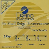 He Shall Reign Forevermore, Accompaniment CD