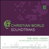 The God I Know, Accompaniment CD