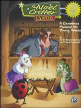The Noel Critter Motel, A Christmas Musical for Young Voices, CD Preview Pack