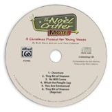 The Noel Critter Motel, A Christmas Musical for Young Voices, Listening CD