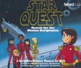 Star Quest: Search for the Stolen Scriptures (Split-Track Accompaniment)