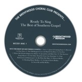 Ready to Sing: The Best of Southern Gospel (Listening CD)