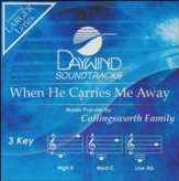 When He Carries Me Away, Accompaniment CD